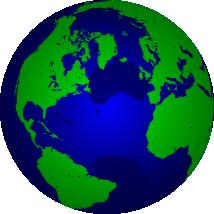 تعلم  بعض اشهر الغات عبر النت Transparent_globe